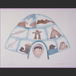 Igloo of Life by Roberta Memogana